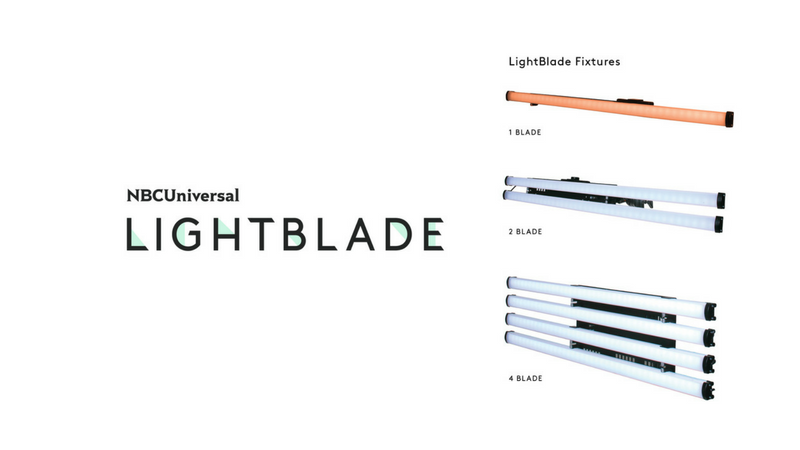 NBCUniversal's New Trio of Lightblade Kits