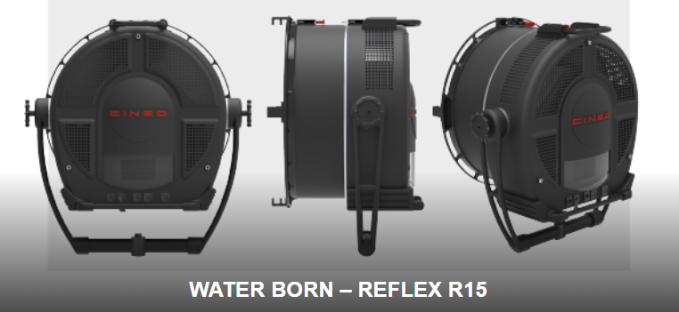 Cineo's new Reflex R15 LED light has adopted cooling techniques developed in the computer world. We asked Rich Pierceall, VP, LED Operations, to explain further