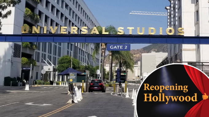 Reopening Hollywood: NBCUniversal Begins Return To Work On The Lot, Tests COVID-19 Production Protocols Dominic Patten